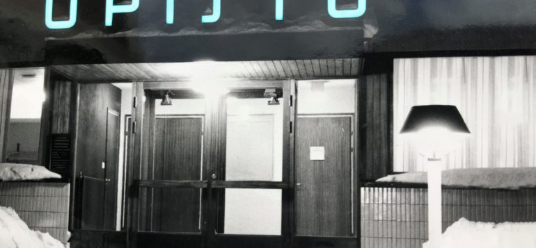 Lohjan Työväenopisto 1961